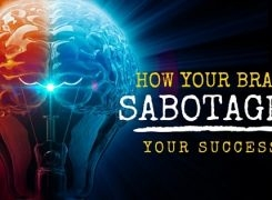 VIDEO:  How Your Brain Sabotages Your Success (And What To Do About It)